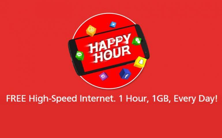 Hotlink Happy Hour