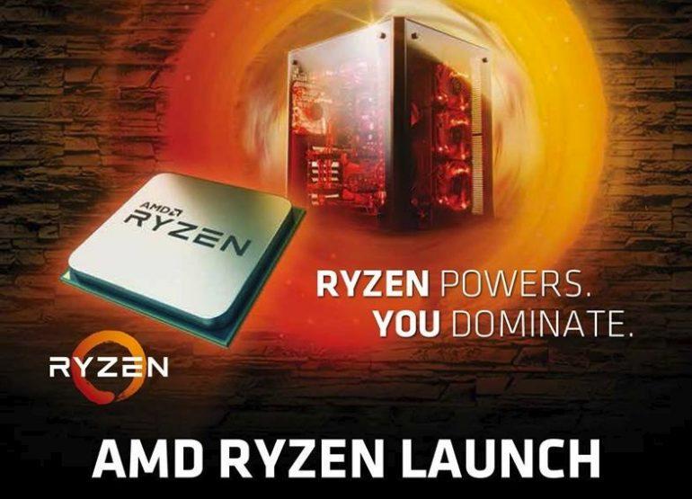 AMD Ryzen Malaysian Launch