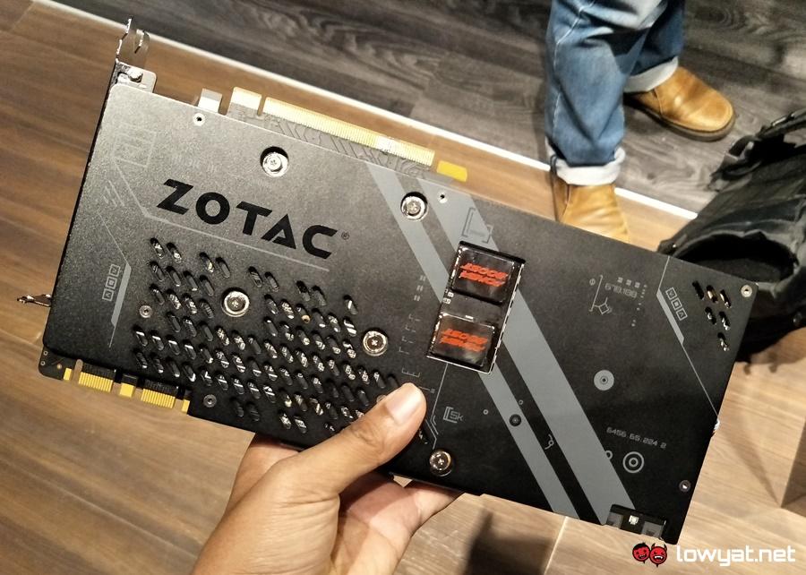 ZOTAC GTX 10080 Ti AMP