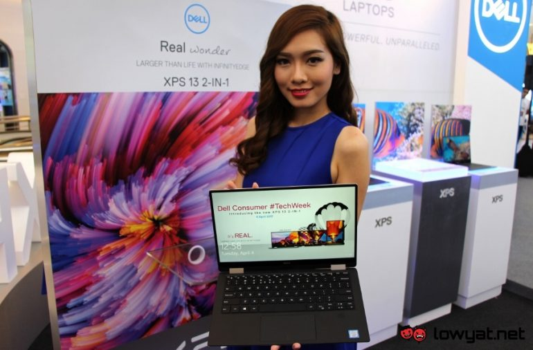 Dell XPS 13 2-in-1 Laptop Malaysia