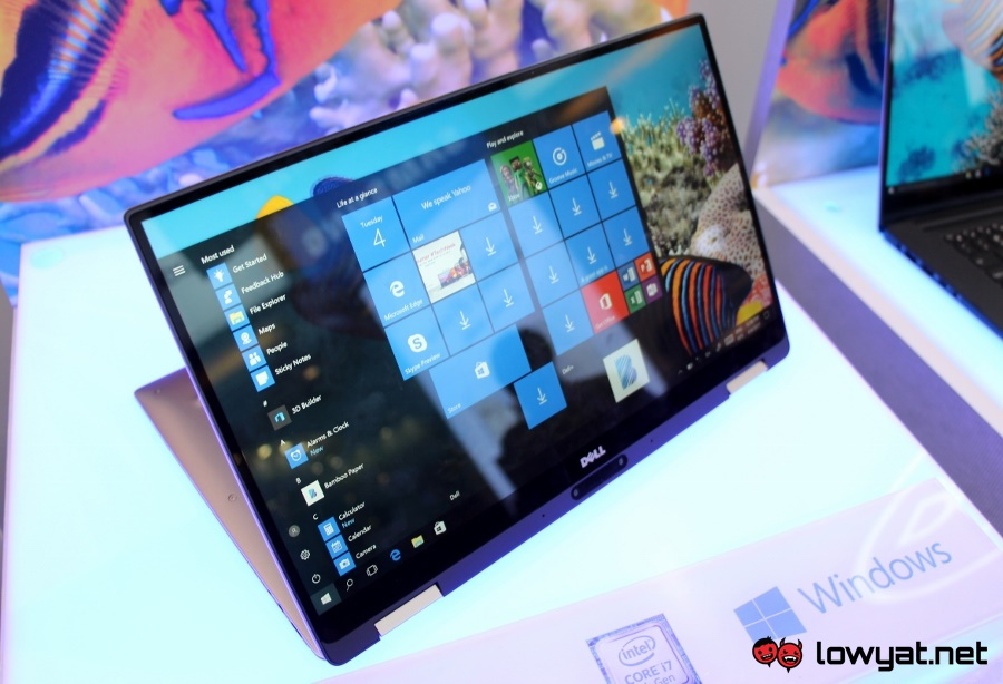 Dell Officially Launches XPS 13 2 In 1 In Malaysia