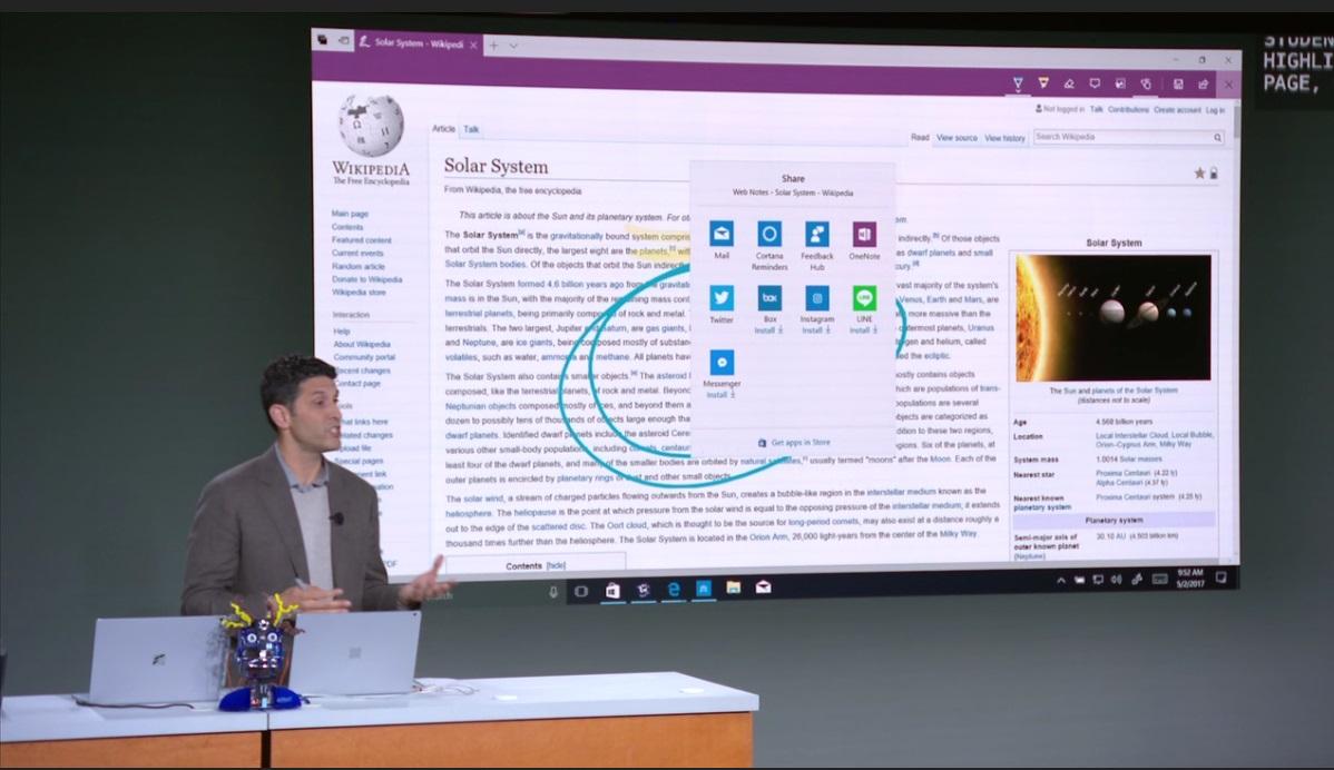 Microsoft Edge for Windows 10 S