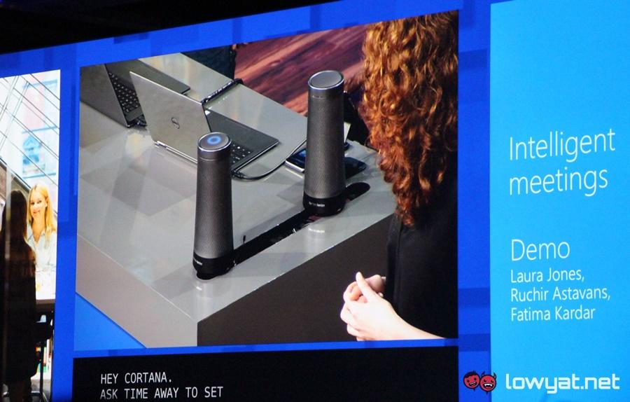 Harman Kardon Invoke speaker, Powered by Cortana