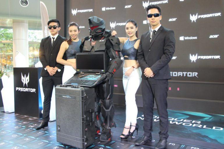 Acer Predator 21 X Malaysia Launch