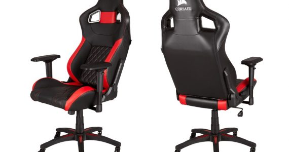 Corsair T1 Race Gaming Chair Goes Official Coming Soon To Malaysia  sc 1 st  Lowyat.NET & Corsair T1 Race Gaming Chair Now Has A New Price Tag in Malaysia ...