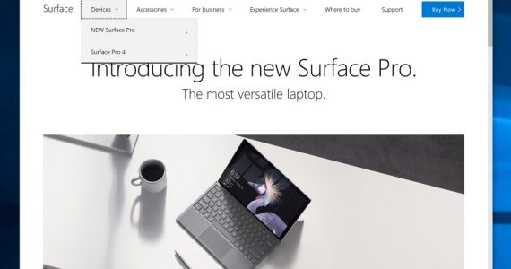 Official Website for Microsoft Surface Malaysia - 24 May 2017