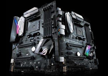 ASUS Strix X370-F Gaming / Strix B350-F Gaming