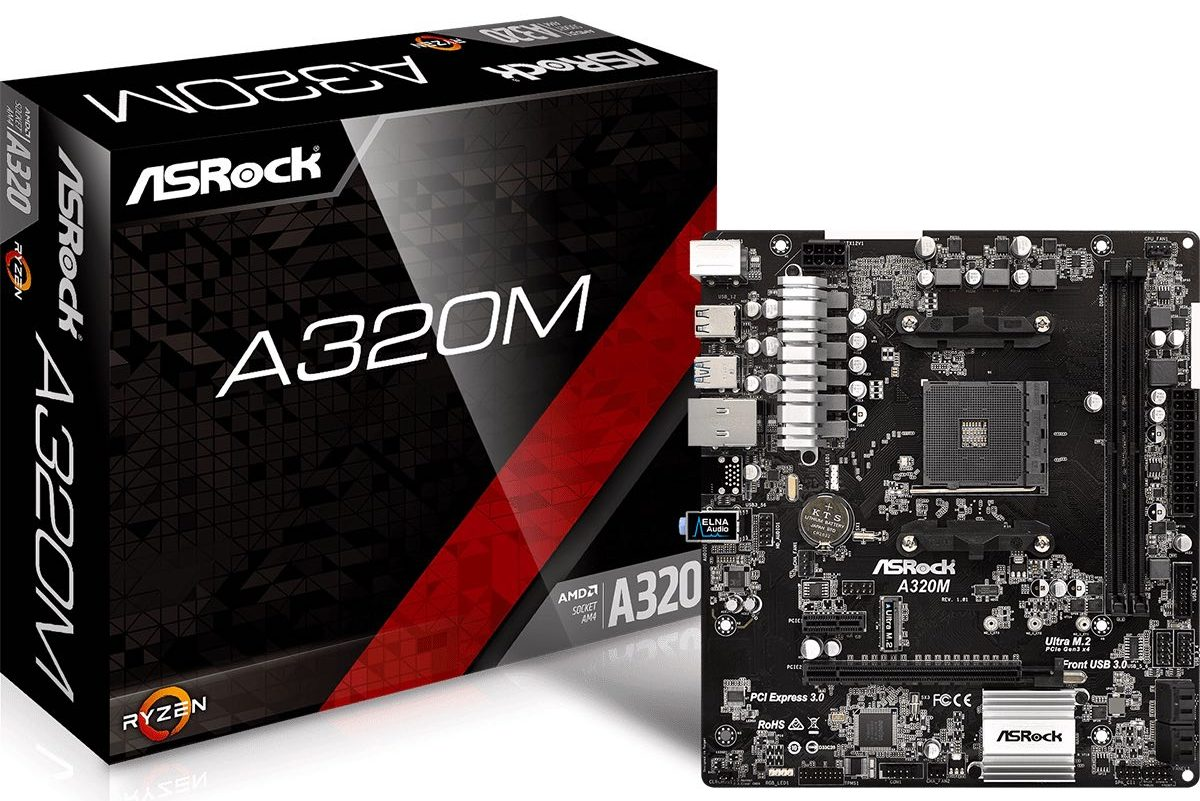 ASRock Release Three Budget Friendly AM4 Motherboards In Malaysia