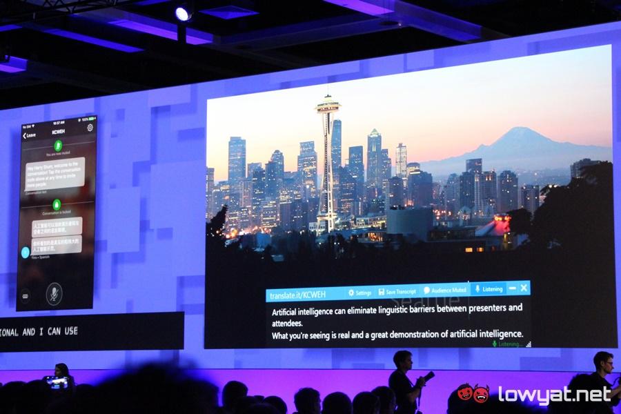 Presentation Translator for Microsoft PowerPoint