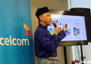 Celcom GBshare with Family Devices
