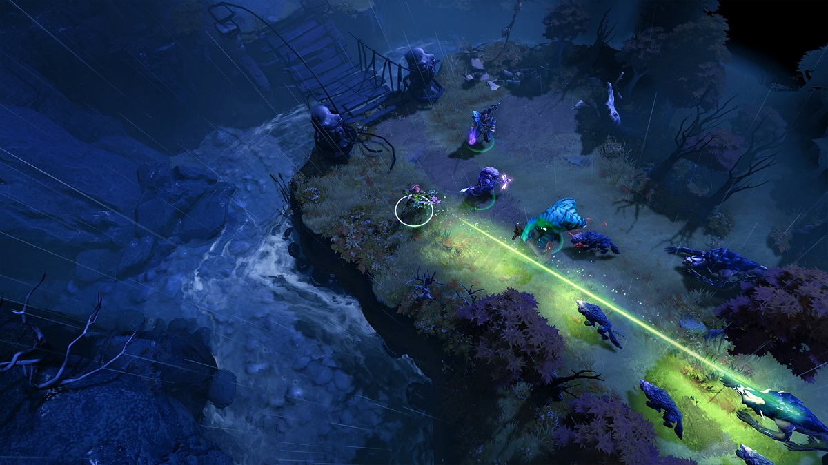 dota 2 introduces first co op campaign with ti7 battlepass