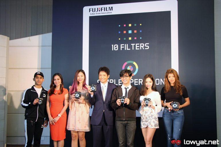 Fujifilm Instax Square SQ10 // Instax mini9 Malaysia Launch