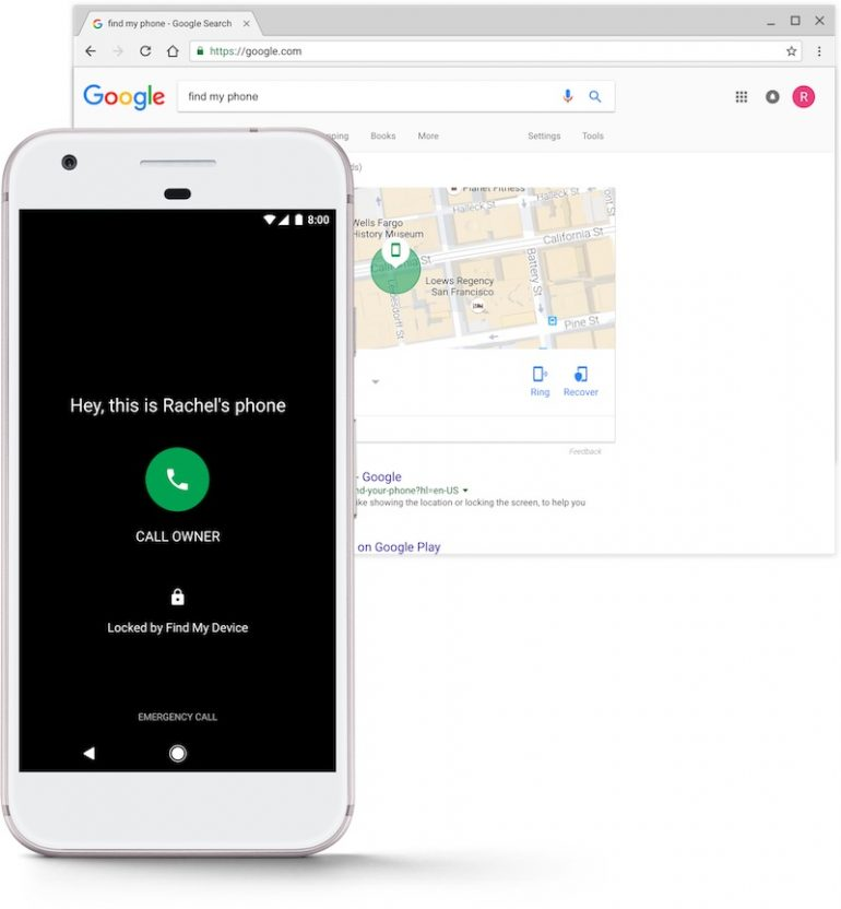 Google S Android Device Manager Now Known As Find My Device