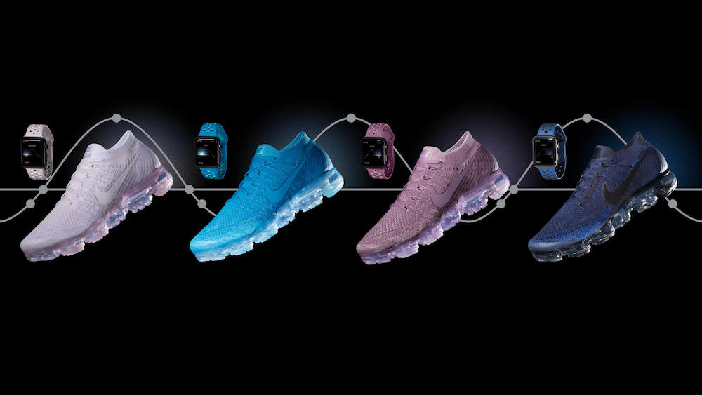 Nike Introduces New Apple Watch Nike Sports Bands to Match Its VaporMax  Shoes