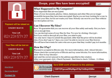 Ransomware malaysia archives lowyat ransomware attack cripples over 75000 systems worldwide conflicting reports on malaysia ccuart Gallery