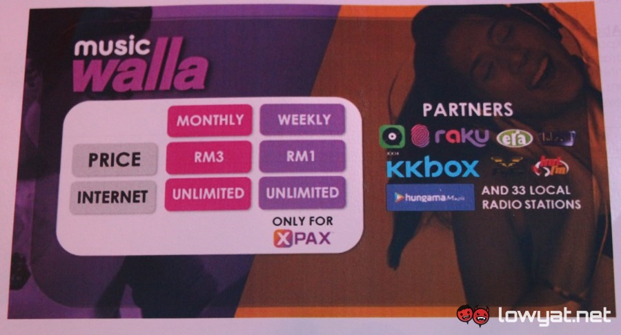 Xpax Music Walla Pass
