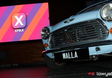 Xpax Music Wall / Video Walla Launch
