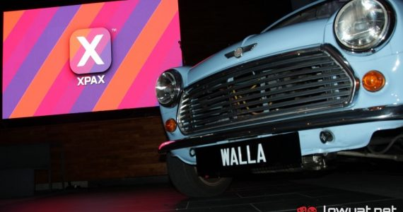 Xpax Music Wall / Video Walla Launch