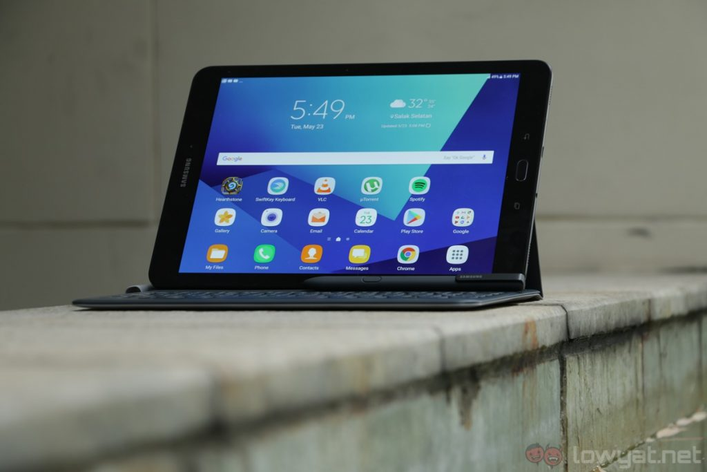 Samsung Galaxy Tab S3 Hands On Priced Out Of The Market