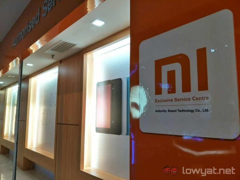 The Mi Exclusive Service Centre In Plaza Low Yat Has Closed Down Lowyat Net