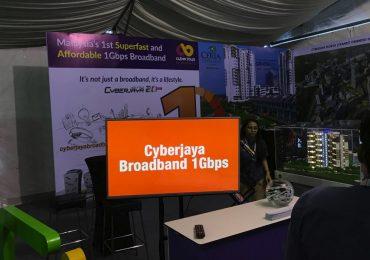 Cyberjaya Broadband 1Gbps