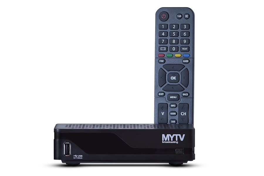 MYTV Advance Decoder