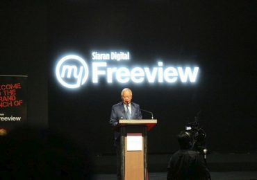 myFreeview Launch