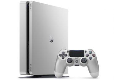 Sony PS4 Slim Silver