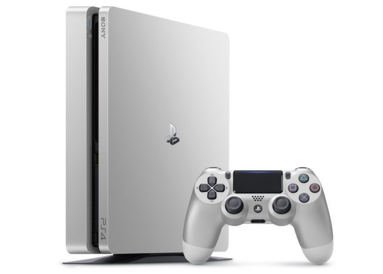 Sony PS4 Slim Silver