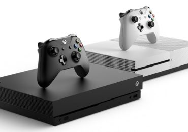 Microsoft Xbox One X and Xbox One S