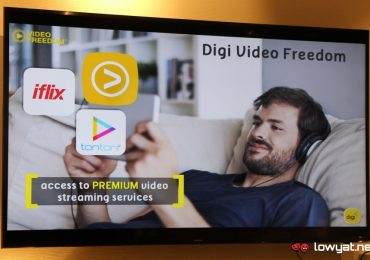 Digi Video Freedom - iflix - Tonton - Viu