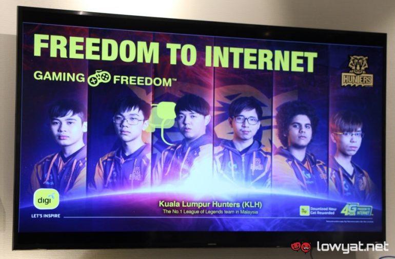 Digi Gaming Freedom