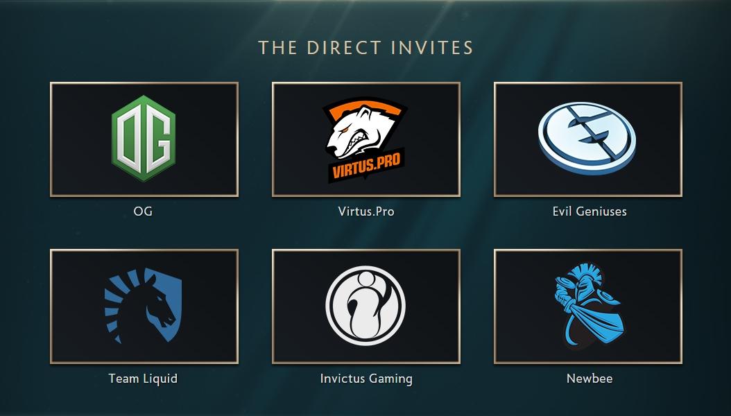 Dota 2 Direct Invites