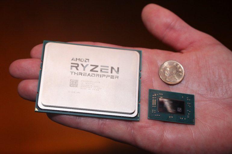 AMD Threadripper and Ryzen APU