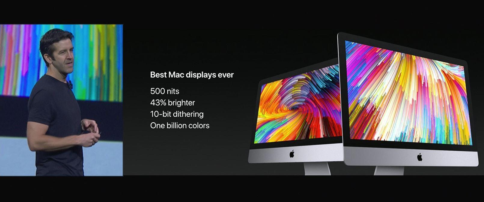 2017 Apple iMac