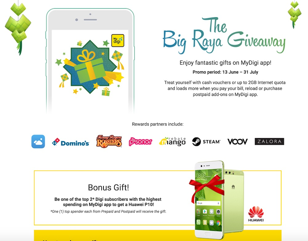 The Big Raya Giveaway
