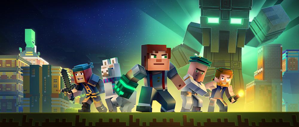 Minecraft Announces Minecraft Story Mode Season 2 Episode 1