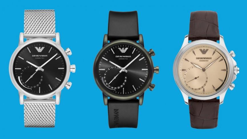 Emporio Armani Announces its First Touchscreen Smartwatch ...