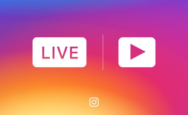 Instagram Live on Instagram Stories