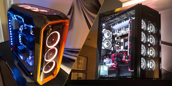 Corsair Concept Slate PC Case