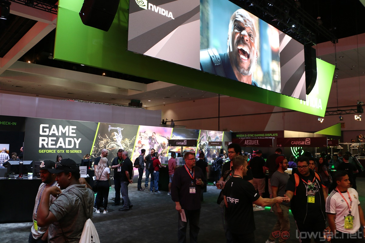 Photo Essay: E3 2017 – Gaming's Biggest Trade Show - XCentWork