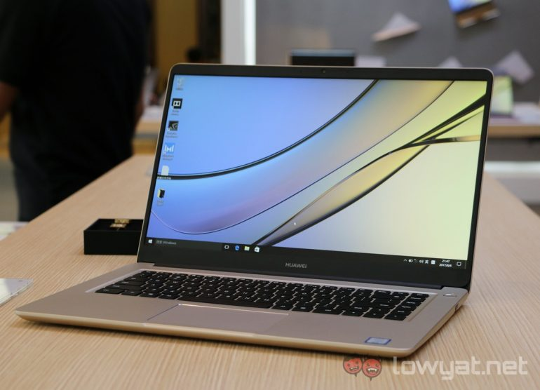 Huawei MateBook D Hands On: For the Masses | Lowyat NET