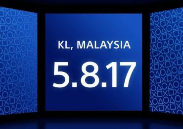 PlayStation Asia Teaser 3 July 2017