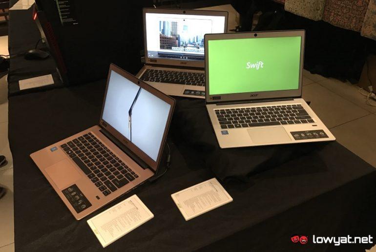 2017 Acer Swift