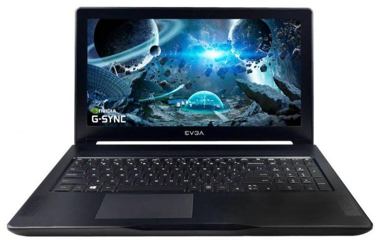 EVGA SC15 Gaming Laptop
