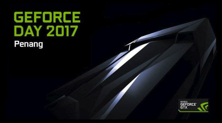 NVIDIA GeForce Day 2017 Penang
