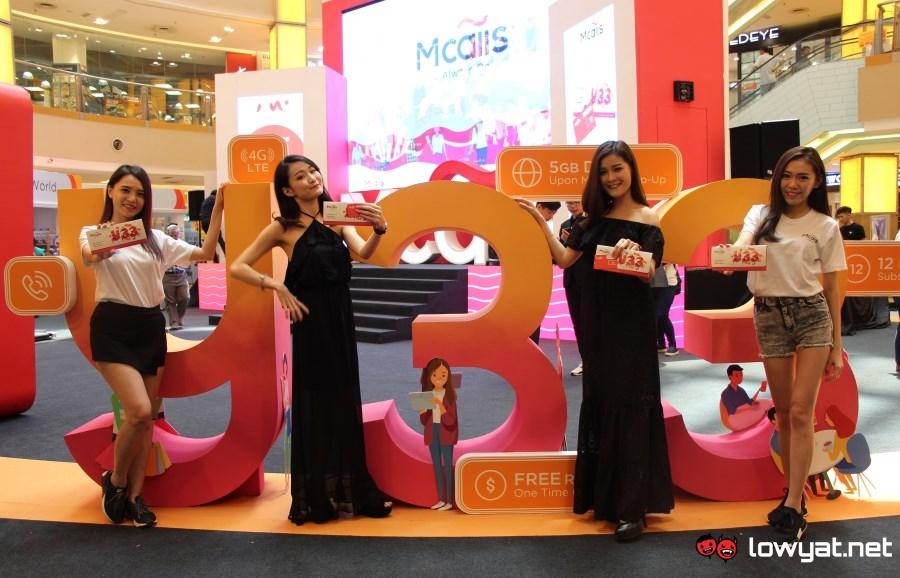 Pavo Communications Mcalls Launch