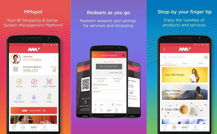 Pavo Communications MMspot App