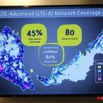 Digi LTE-A Coverage Q2 2017