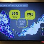 Digi LTE Coverage Q2 2017